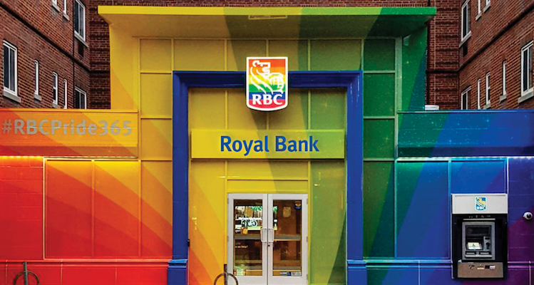 #Pride: How banks are reaching LGBT customers