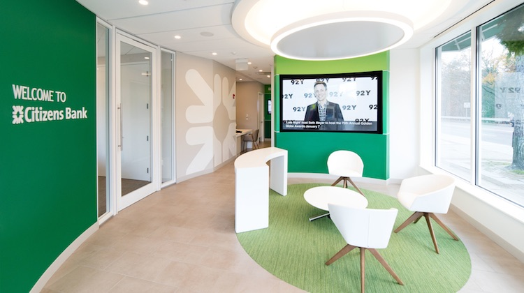 Inside Citizens Bank's branch redesign strategy