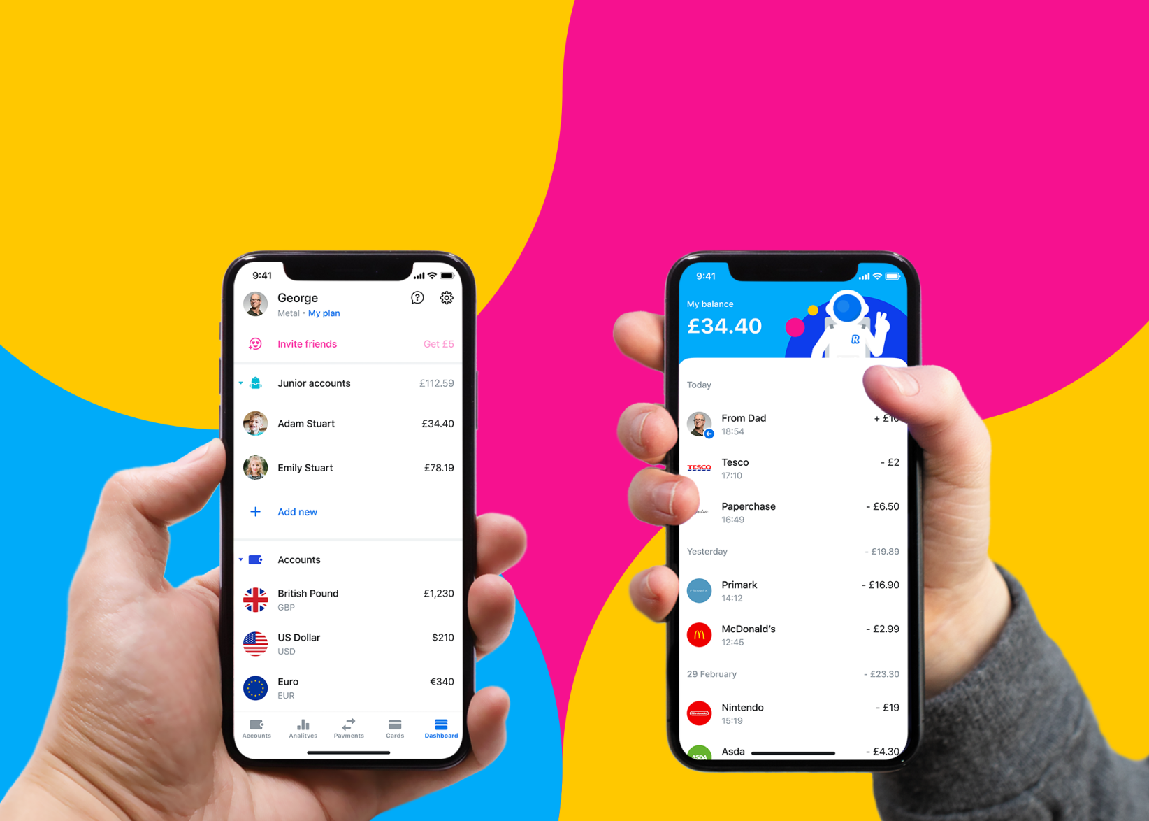 Virtual Banking App Revolut Launches in the US