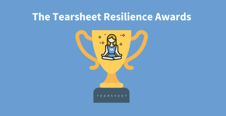 Introducing Tearsheet's Resilience Awards